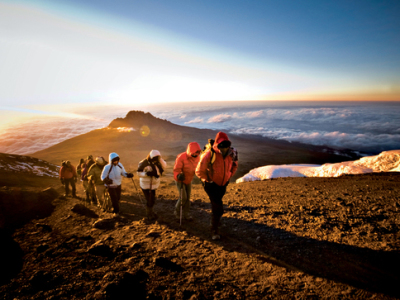 Layoutbild: Kilimanjaro