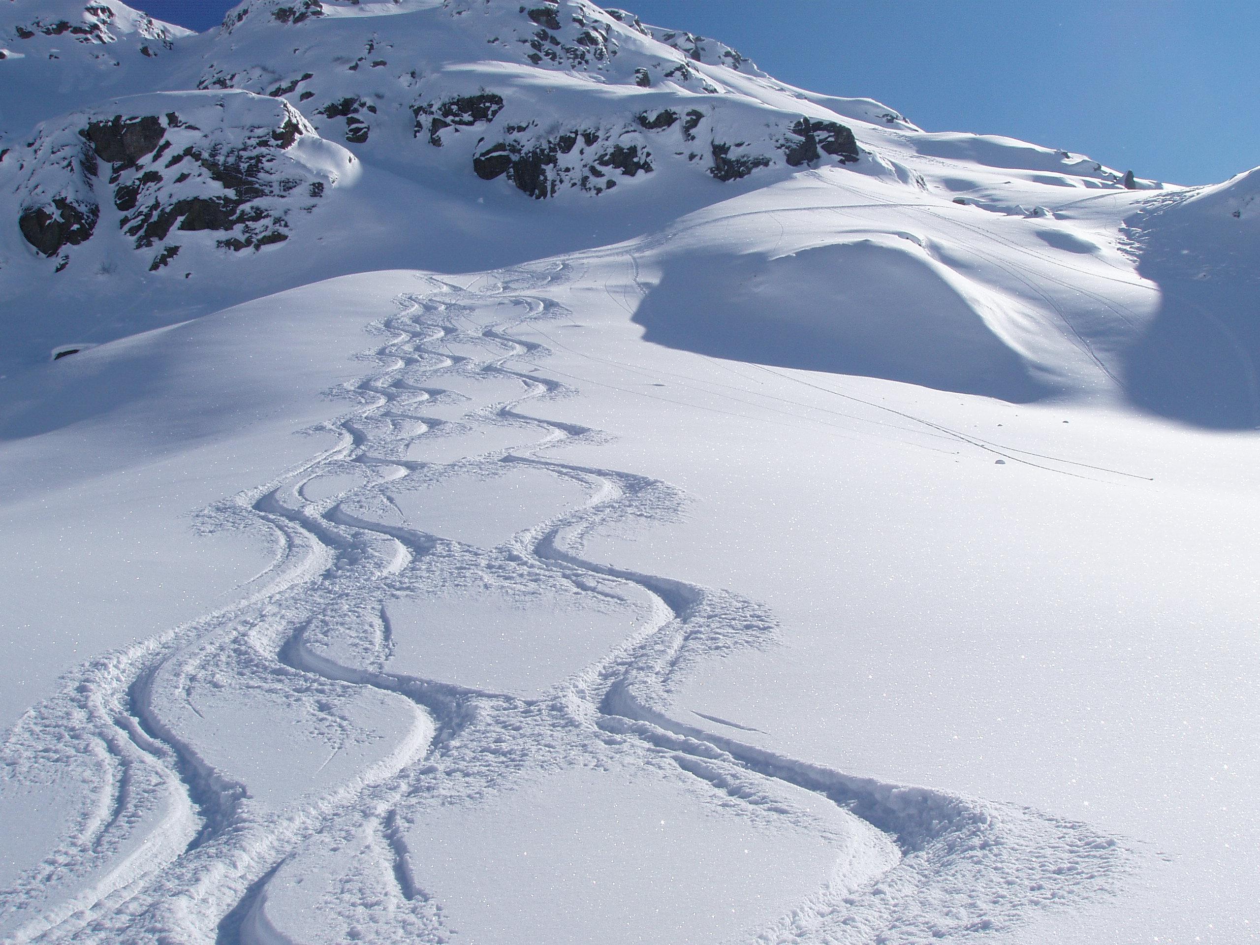 Skitourenwoche in Splügen-0